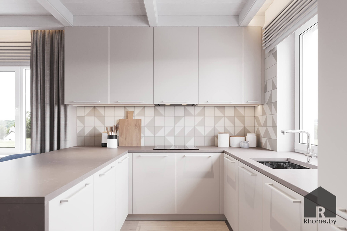 Кухня | Дизайн студия – Rhome.by