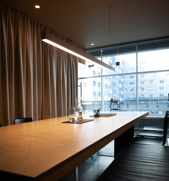 Фото офиса дизайн студии RHome