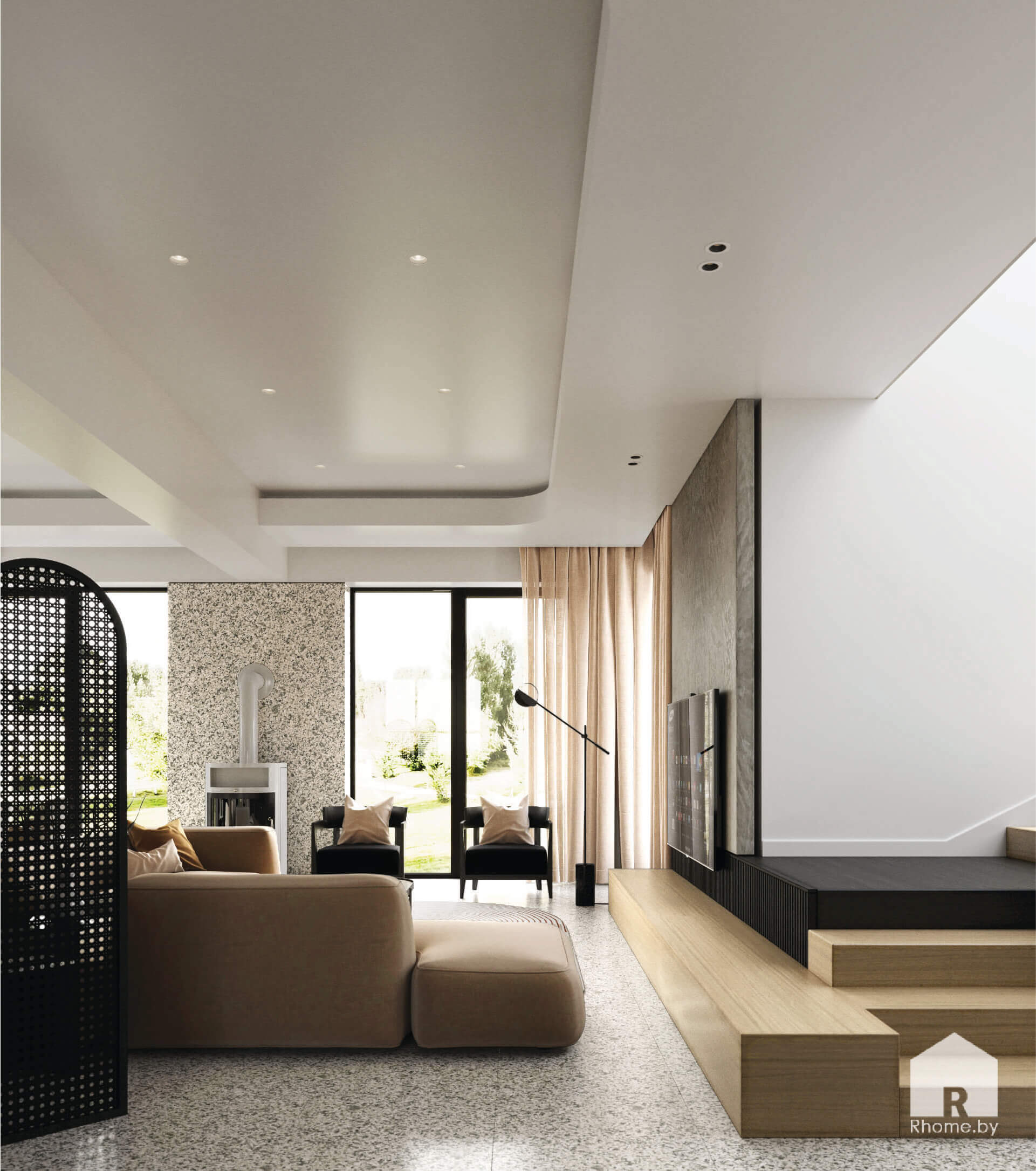 2 дизайн интерьера