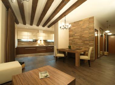 Квартира на Тепличном переулке