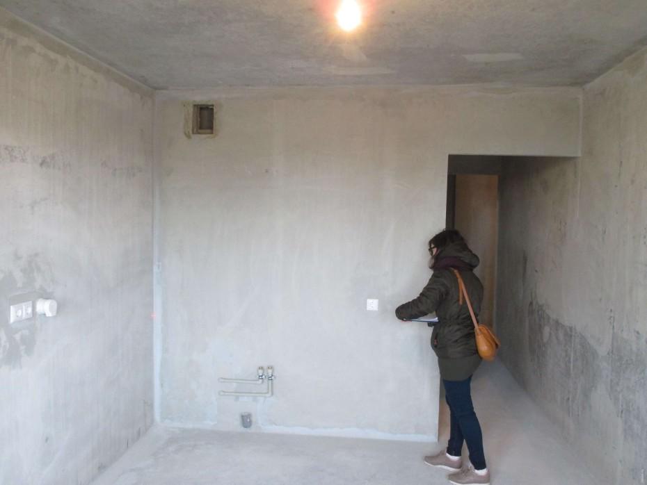 Фото квартиры в Боровлянах до ремонта | Дизайн студия – Rhome.by