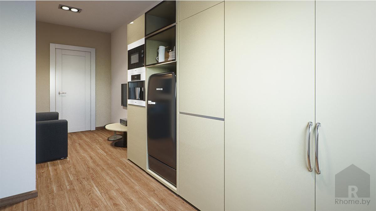 Дизайн интерьера комнаты отдыха | Дизайн студия – Rhome.by