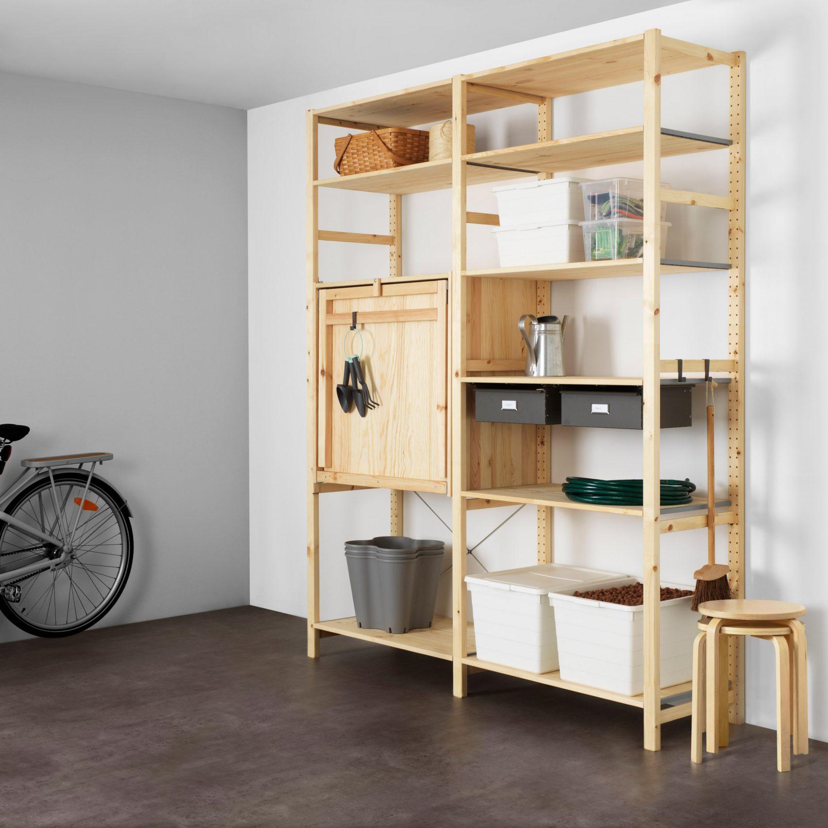 Икеа, IKEA, Система хранения Ivar