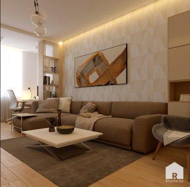 Квартира на ул. Скрыганова