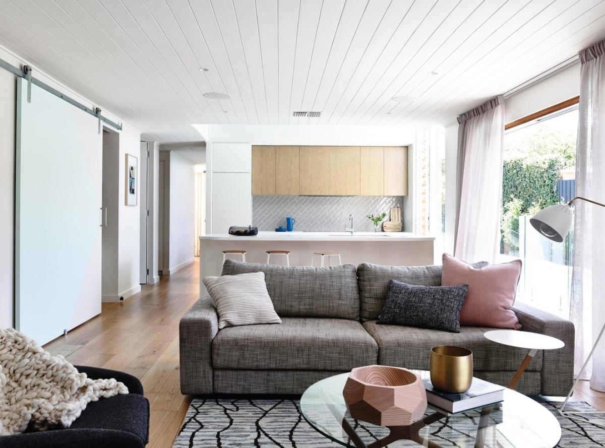 Зонирование пространства в интерьере: 5 самых популярных приемов, мебель