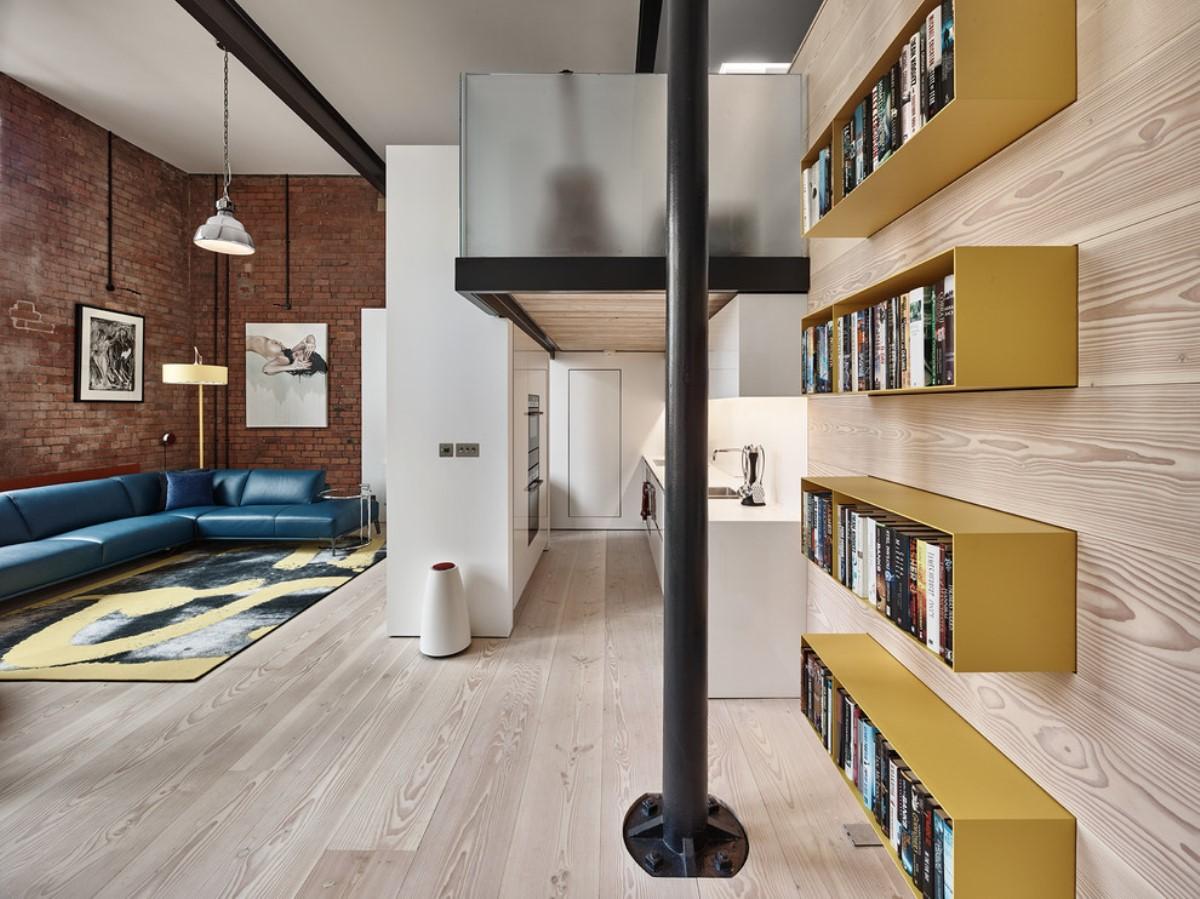 Зонирование пространства в интерьере разноуровневый: 5 самых популярных приемов, потолок