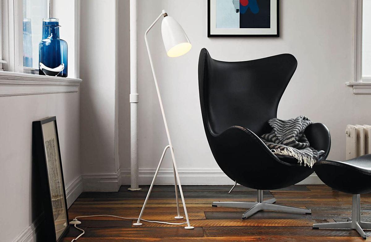 Шедевры предметного дизайна Кресло Egg Chair