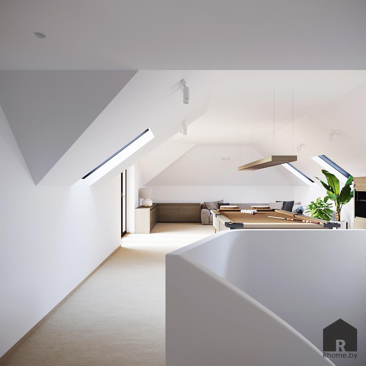 Дизайн комнаты отдыха | Дизайн студия – Rhome.by