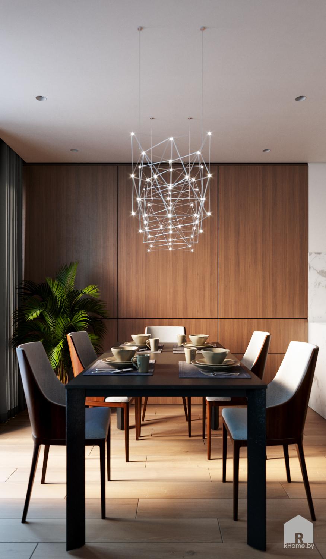 2 столовая дизайн интерьера