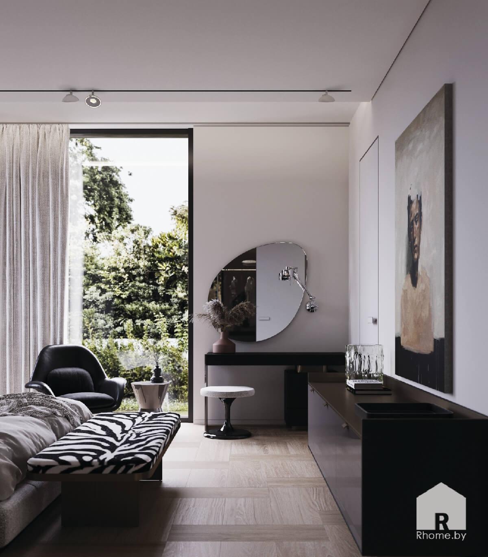 16 интерьер спальни
