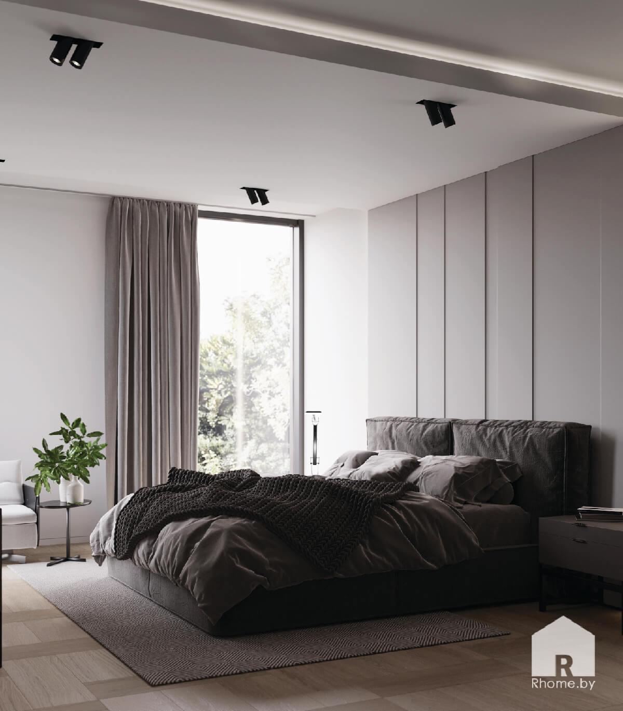 7 интерьер спальни